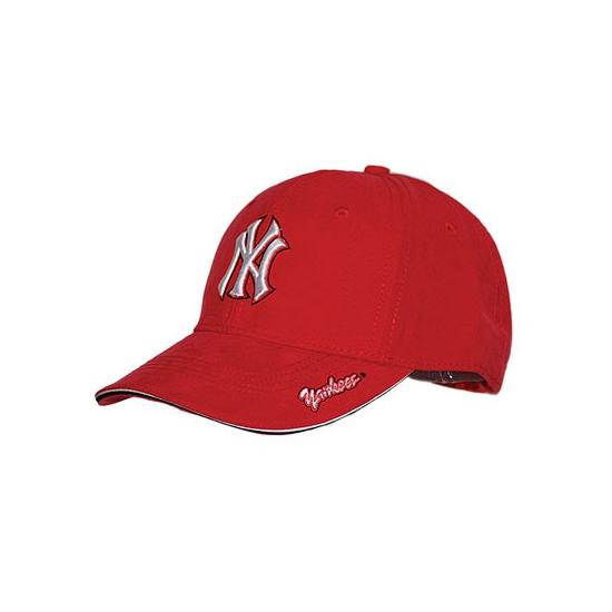 Baseball cap Yankees rood