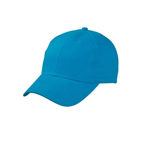 Basic baseball cap turquoise