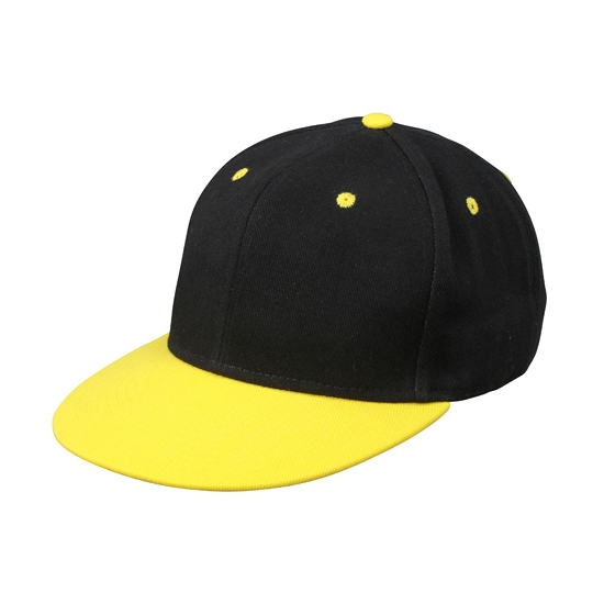 Gekleurde baseball cap voor volwassenen