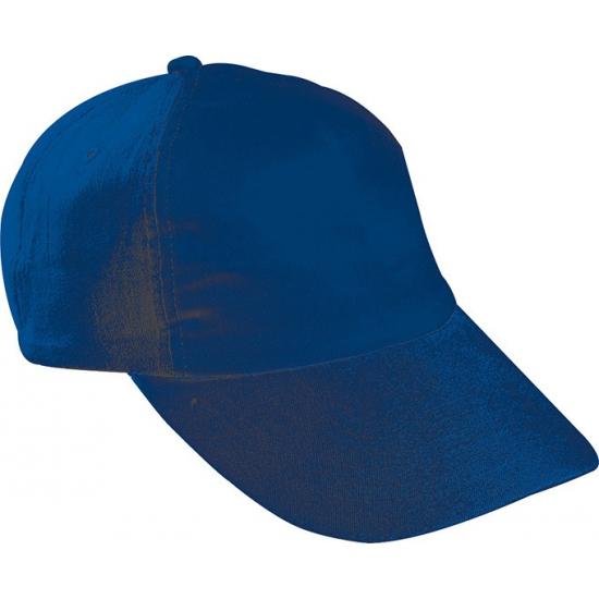 Navy blauwe kinder baseballcaps