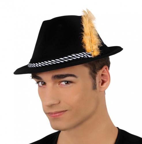 PVC Oktoberfest hoedjes