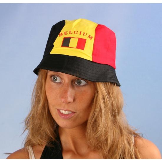 Visser hoed Belgie