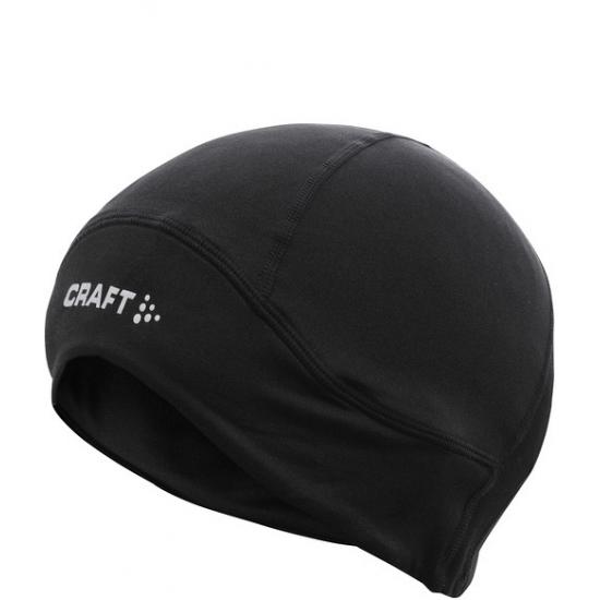 Zwarte sport muts van Craft