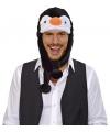 Pinguin muts voor volwassenen