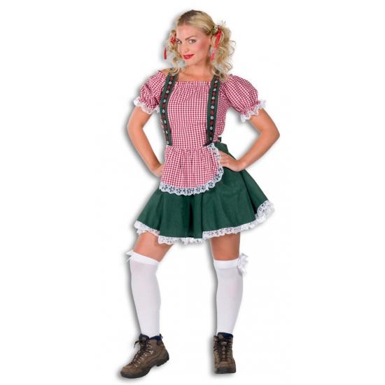 Carnavalskleding Tirol Dames.Carnavalskleding Tirol Dames Groen Op Muts Bestellen Nl