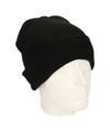 Basic zwarte wintermuts thinsulate voor dames