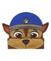 Blauwe paw patrol muts chase voor meisjes