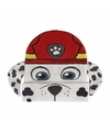 Wit rode paw patrol muts marshall voor meisjes